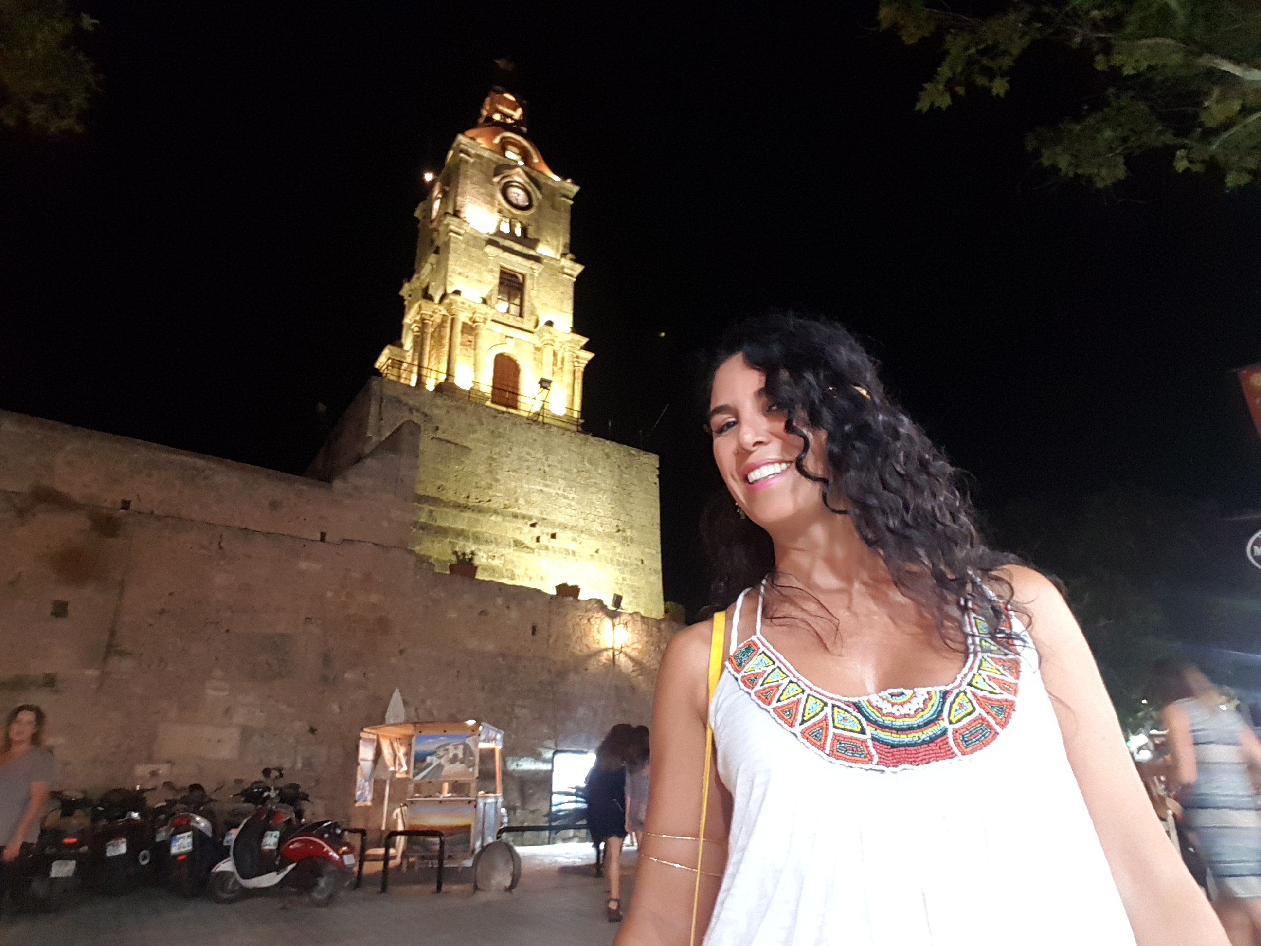 Old Town saat kulesi