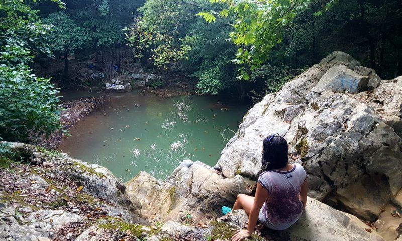 Yeşil Cennet Hacıllı Şelalesi ve Kamp