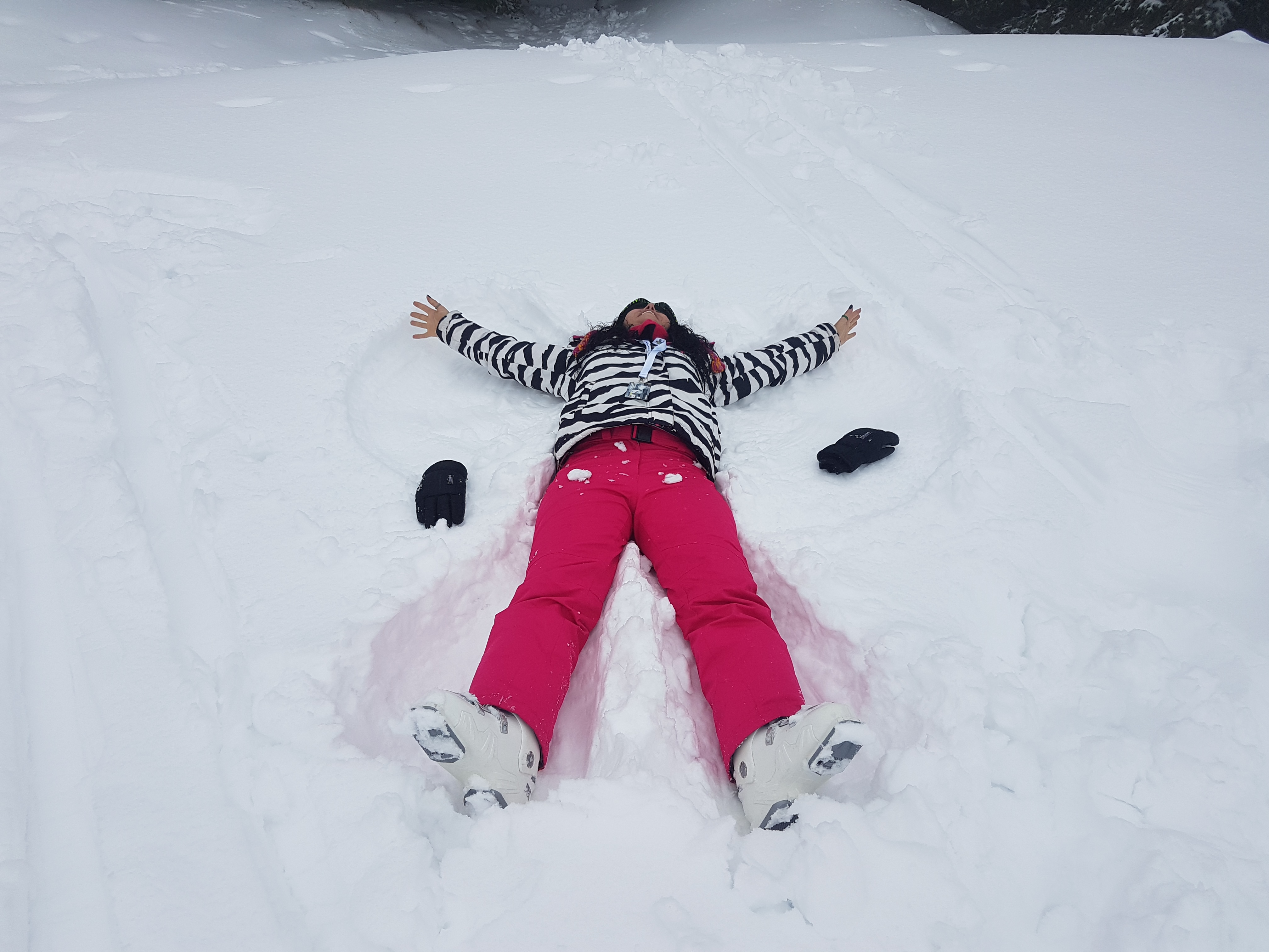 Uludağ yılın ilk karı
