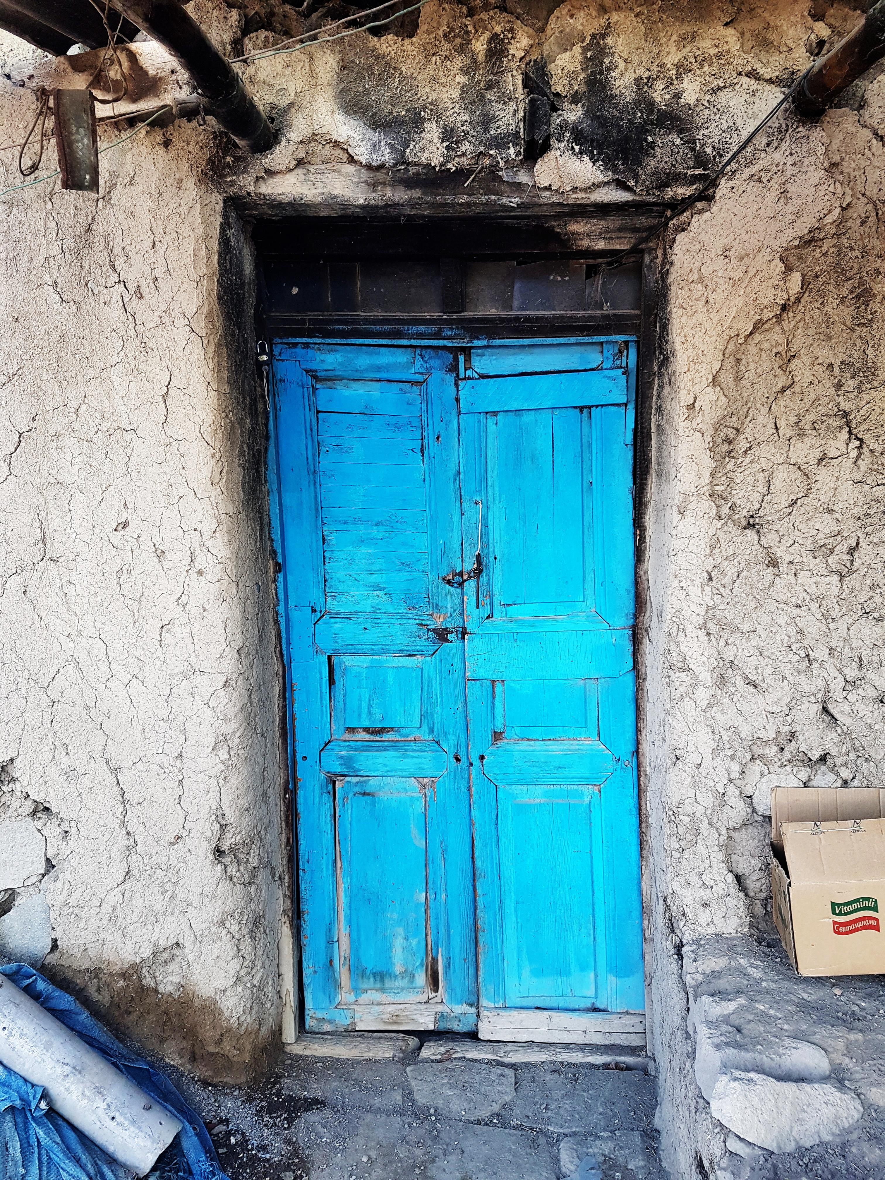 Gal Köyü Kapıları