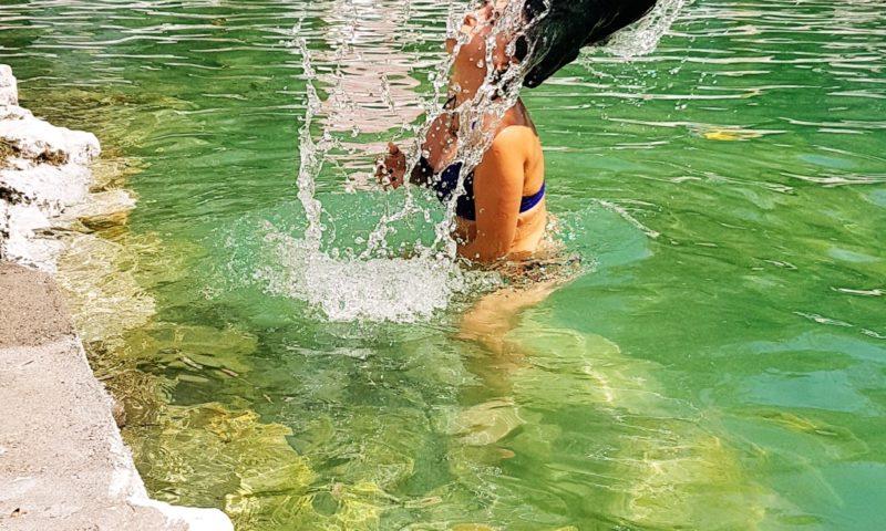 Keramet Ilıcasının Sıcak Suları ve İznik