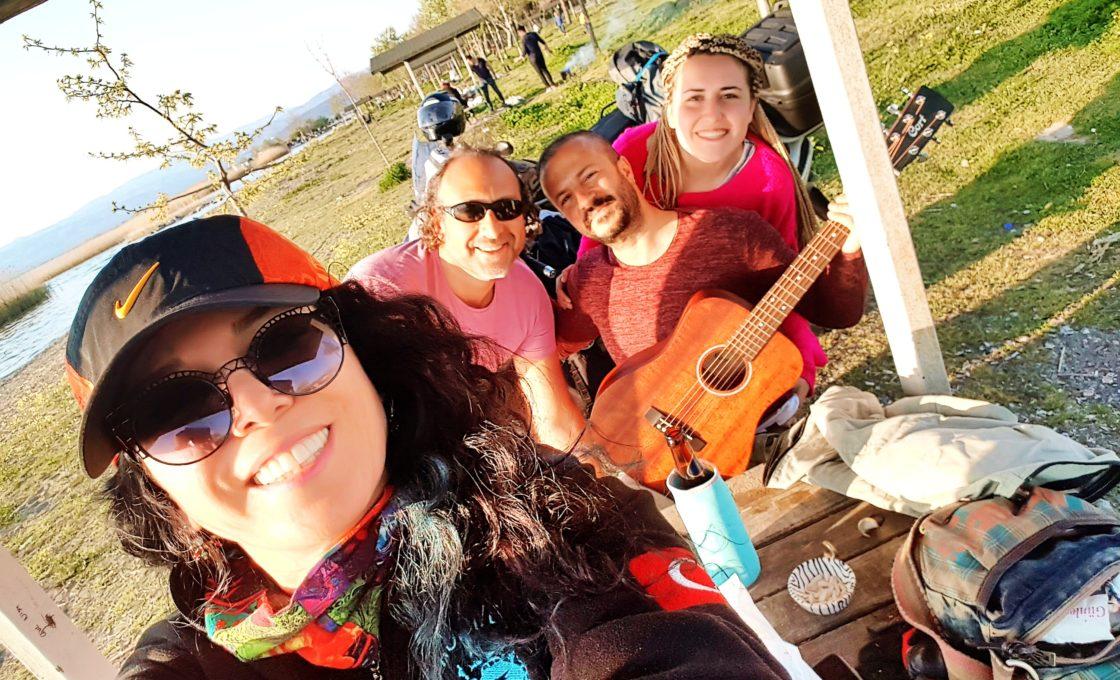 İznik Gölü'ne karşı şarkılar