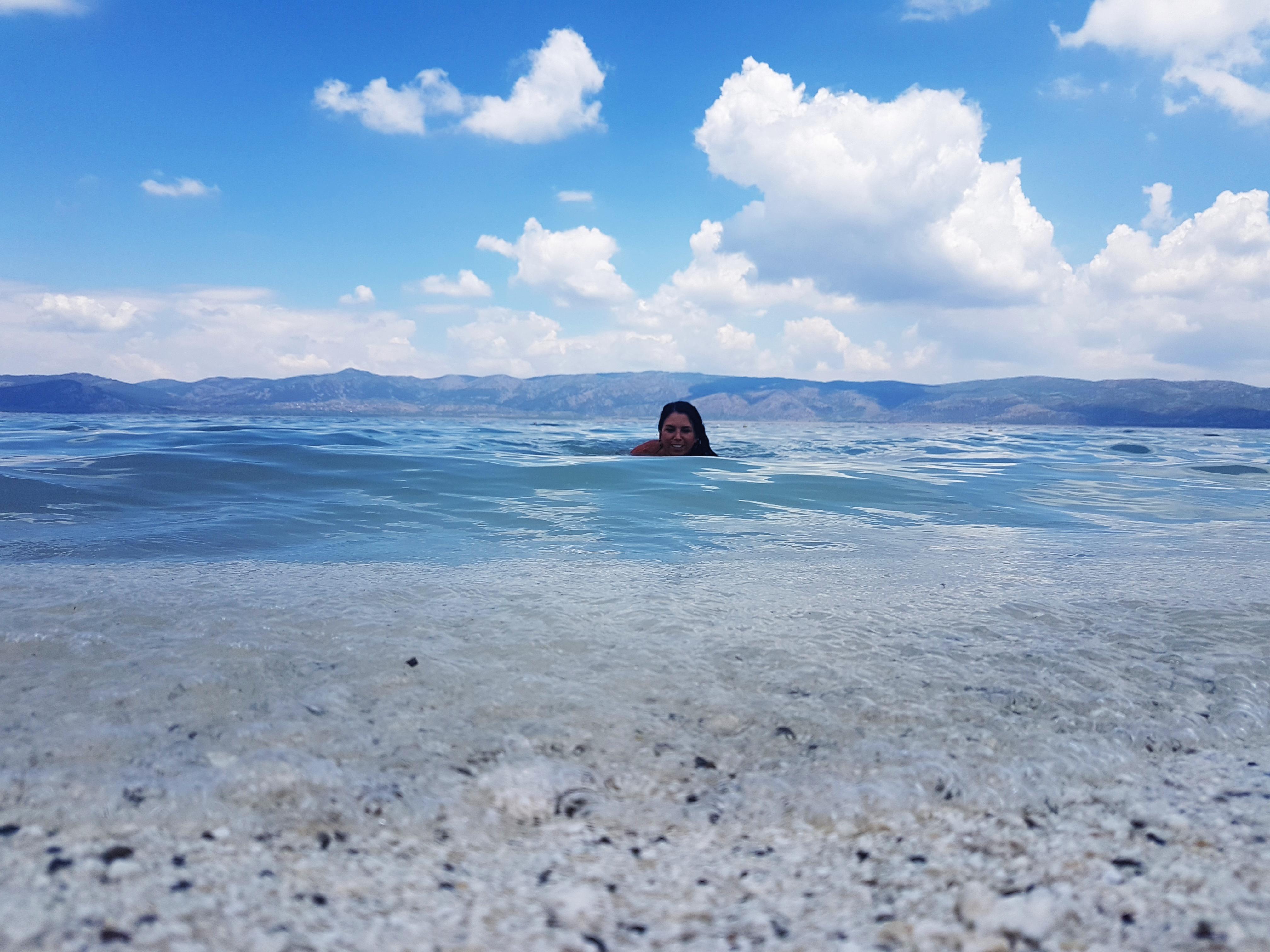 Salda Gölü Tabiat Parkı