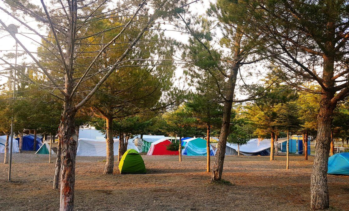 Yeşilova Belediyesi Kamp Alanı