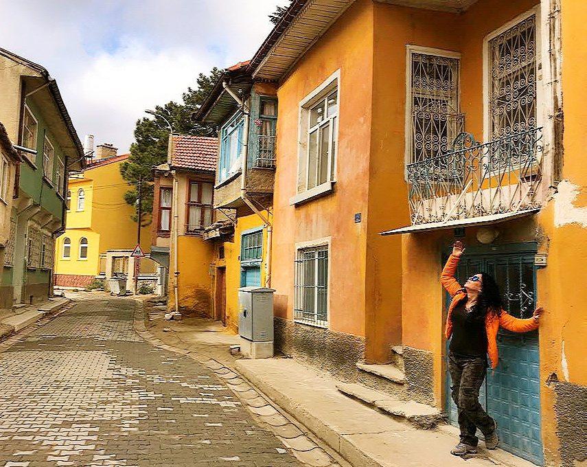Akşehir Sokakları