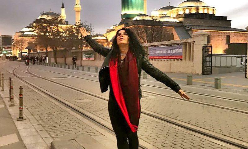 Mevlana'nın izinde Konya