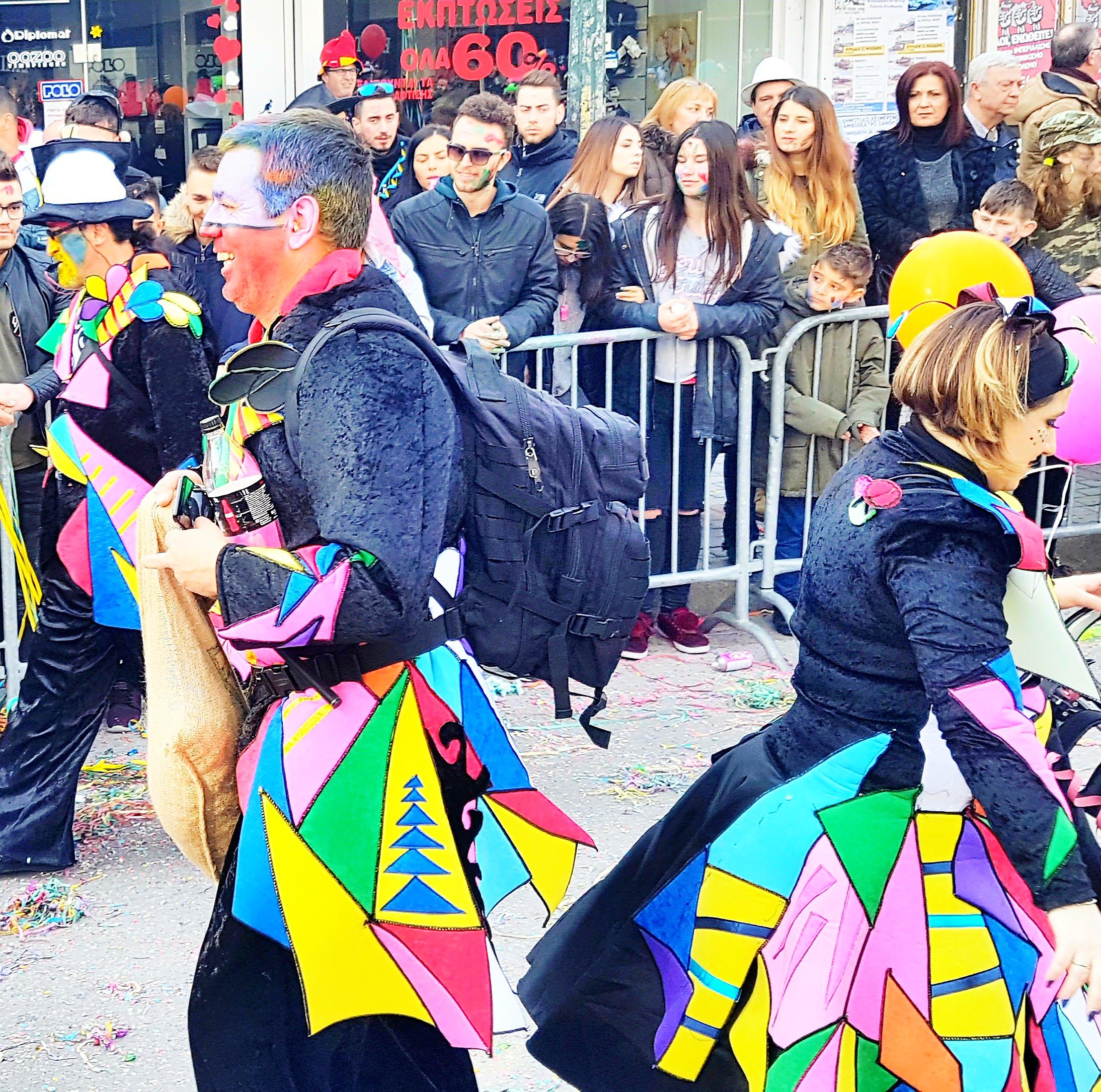 İskeçe Karnaval Kortej