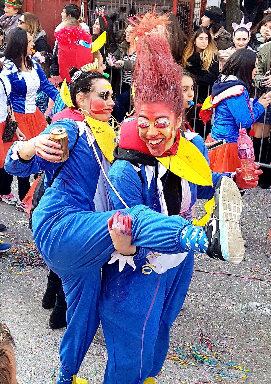 İskeçe Karnaval korteji