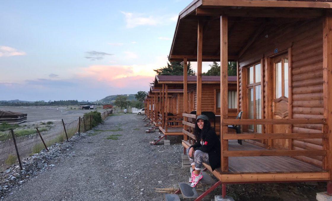 Salda Gölü Bungalov