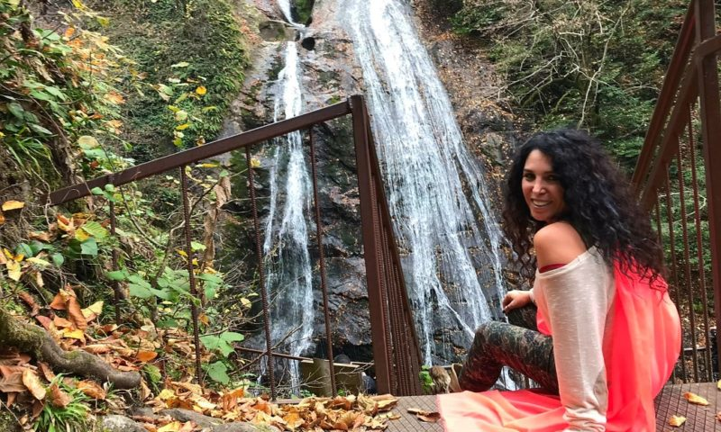 Güzeldere Şelalesi, Efteni Gölü, Samandere Şelalesi