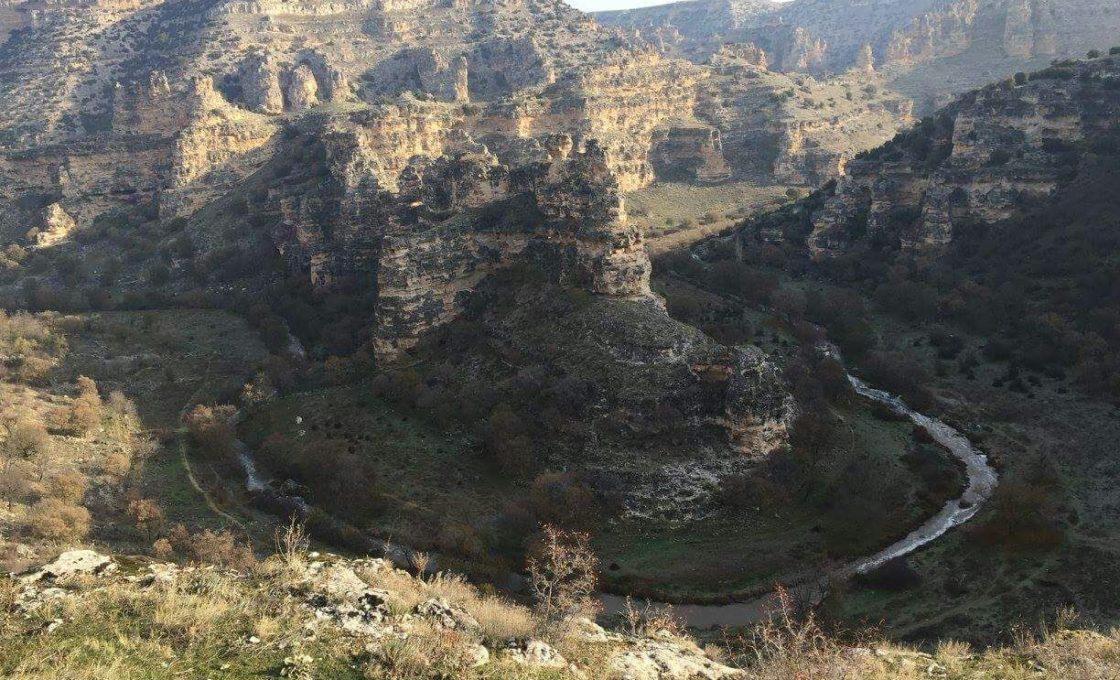 Uşak Ulubey Kanyonu