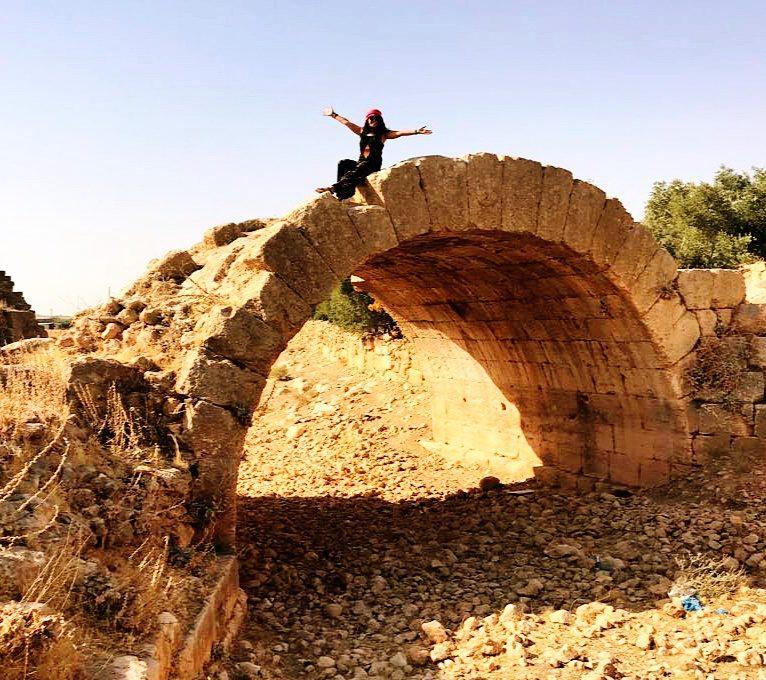 Dara Antik Kenti köprü