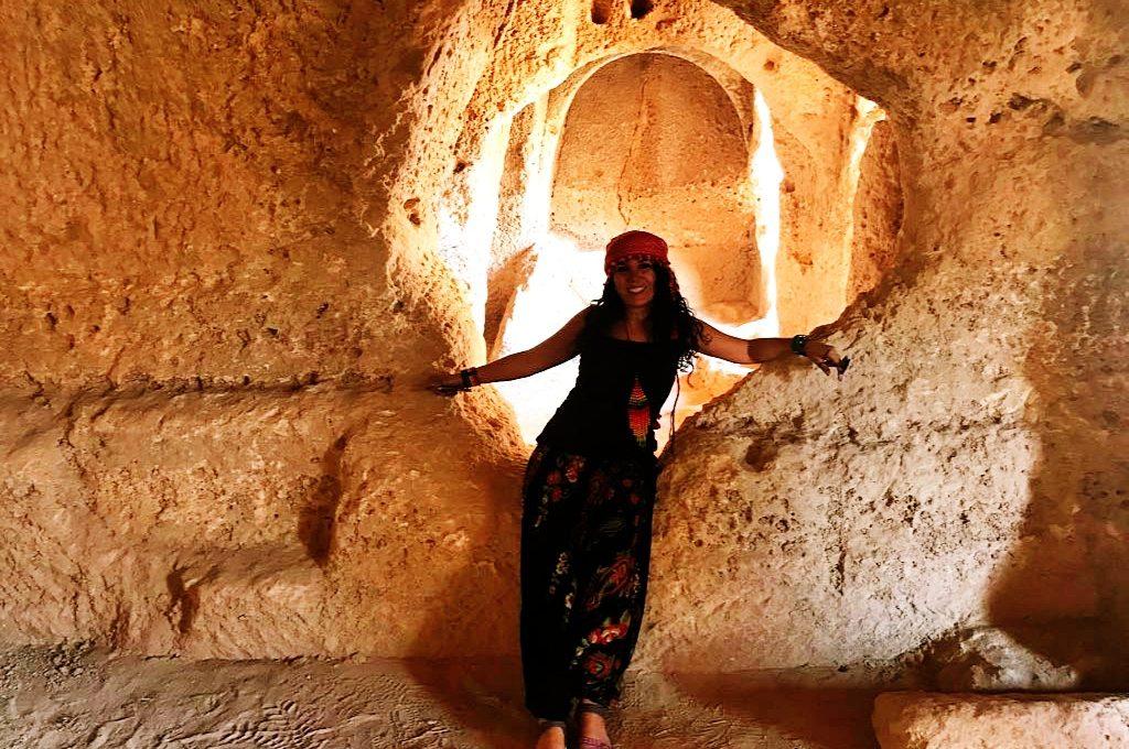 Dara Antik Kenti mezar odası