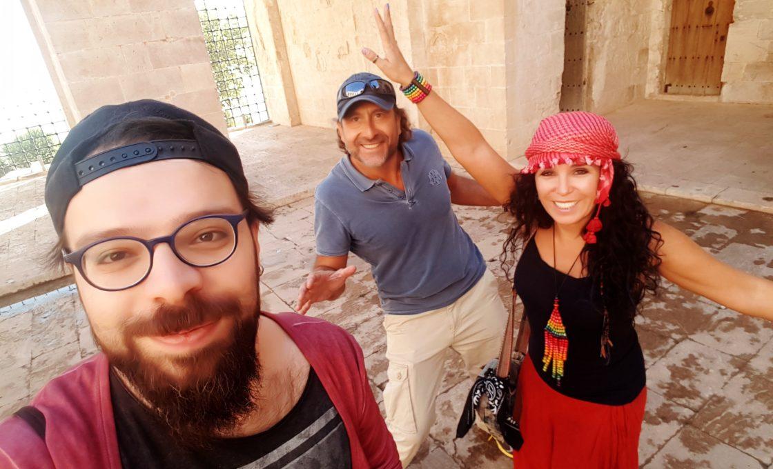 Önder bize Mardin'i gezdiriyor