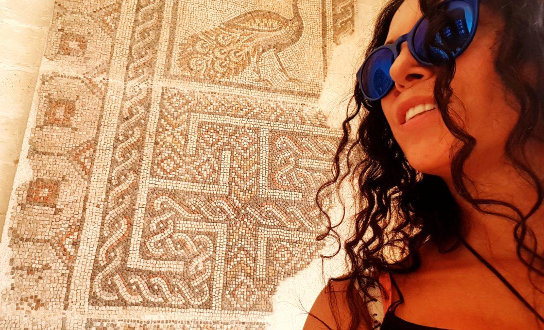 Müze mozaik
