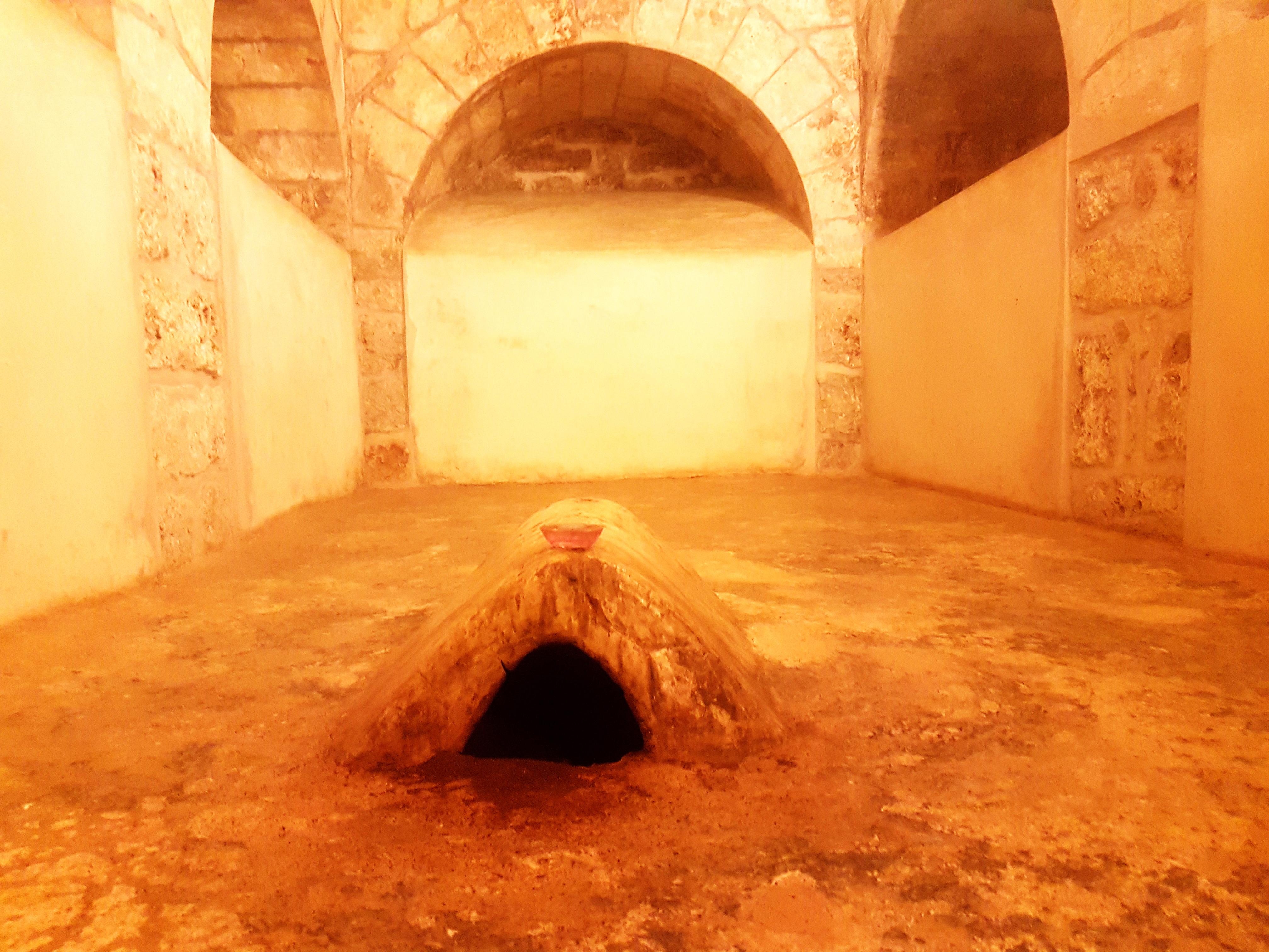 Mor Gabriel'in mezarı
