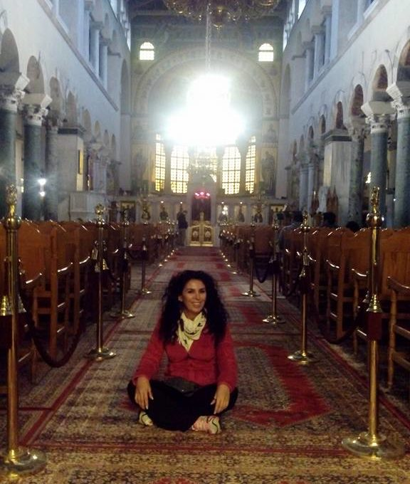 Aya Dimitri Kilisesi üst kat