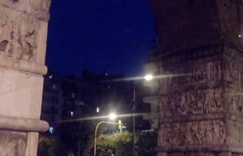 Aristoteles Meydanı, Galerius Kemerleri