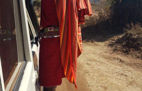Masai Köyüne gidiyoruz