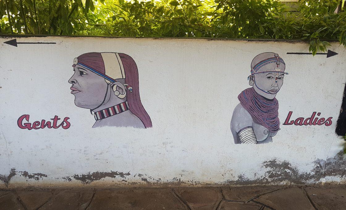 Masai Mara yolu