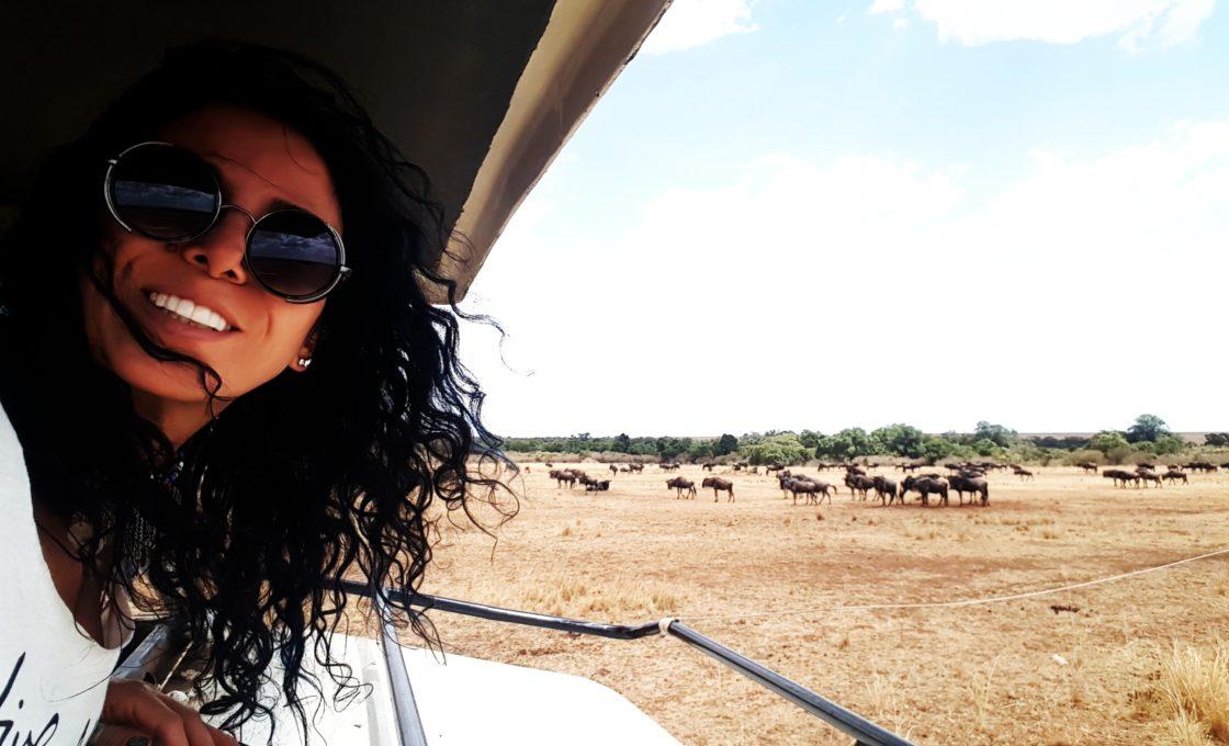 Masai Mara büyük göç
