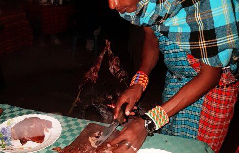 Masai Mara Usülü Mangal