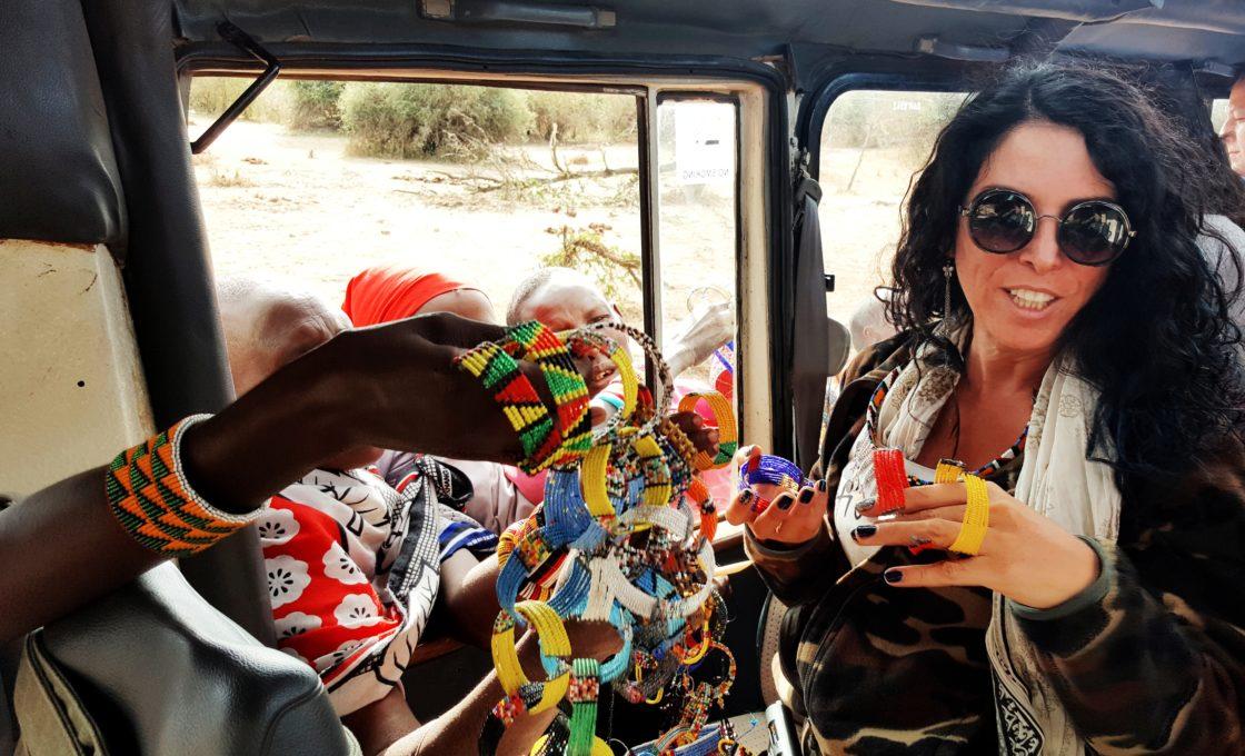 Masai incik boncuk