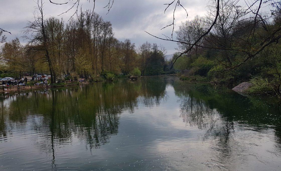 Ballıkayalar Göl