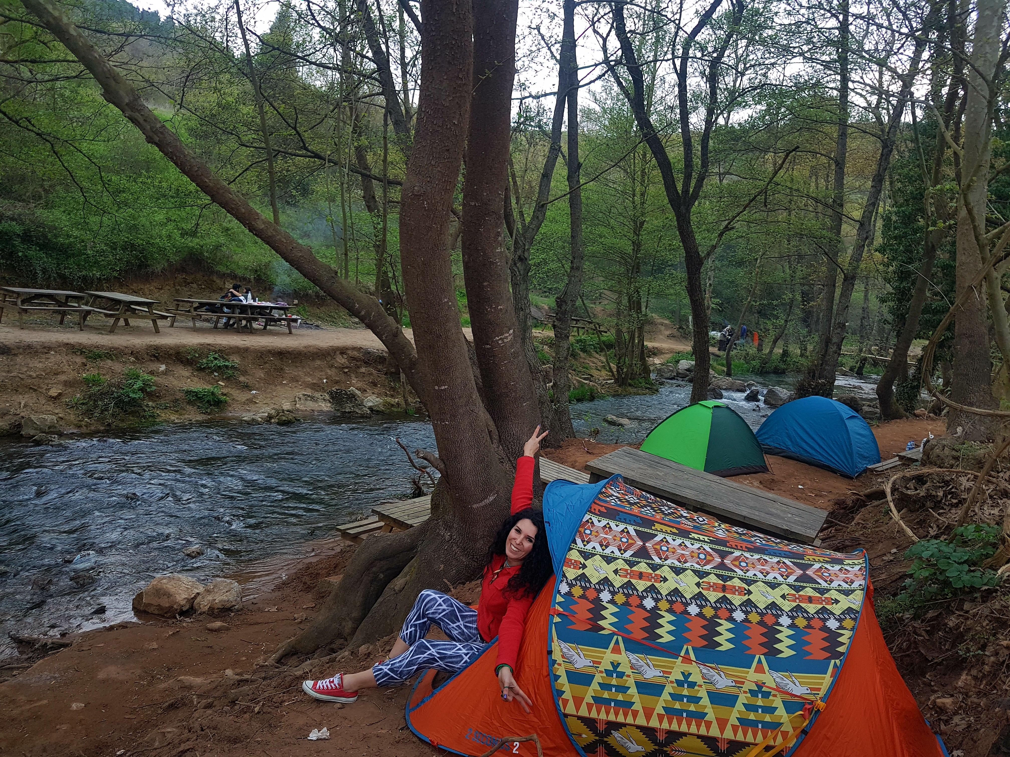 Ballıkayalar Kamp
