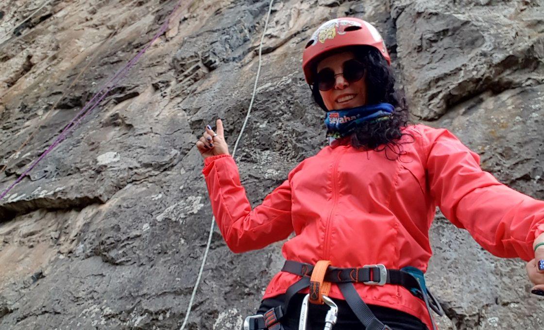 Dağdan Atlamaya Hazırım