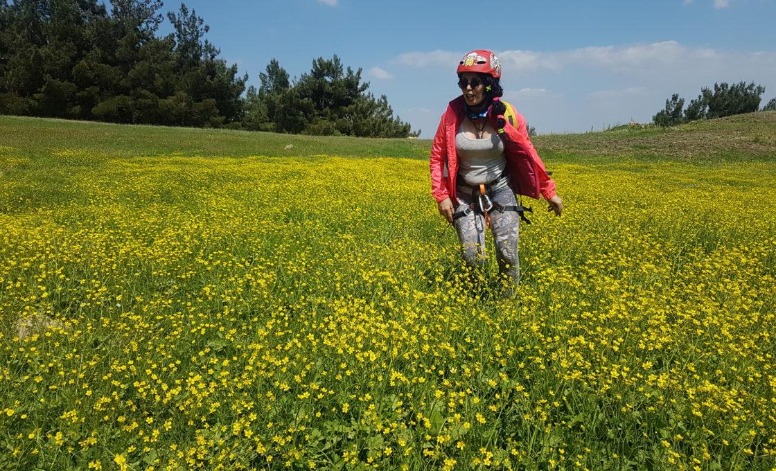 KAD Ekiibi Yarıkkaya Kanyonu'na gidiyor