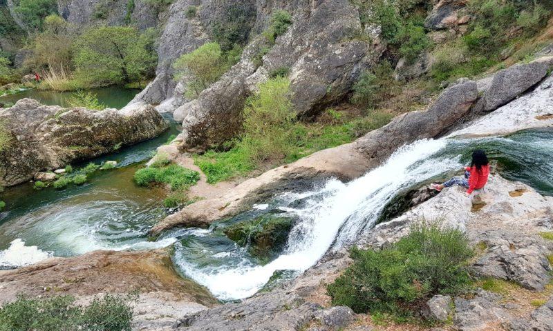 Ballıkayalar Tabiat Parkı, Şelale