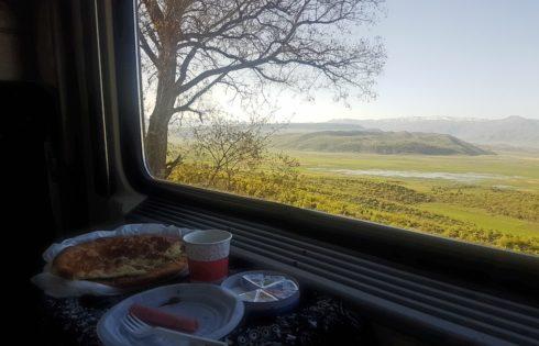 Van Gölü Ekspresi Kahvaltı
