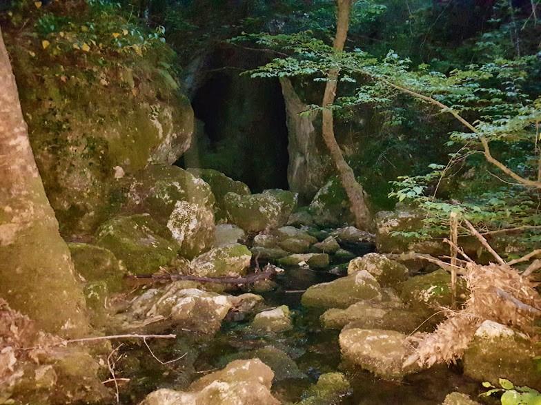 Ayvaini Mağarasını ilk görüşüm