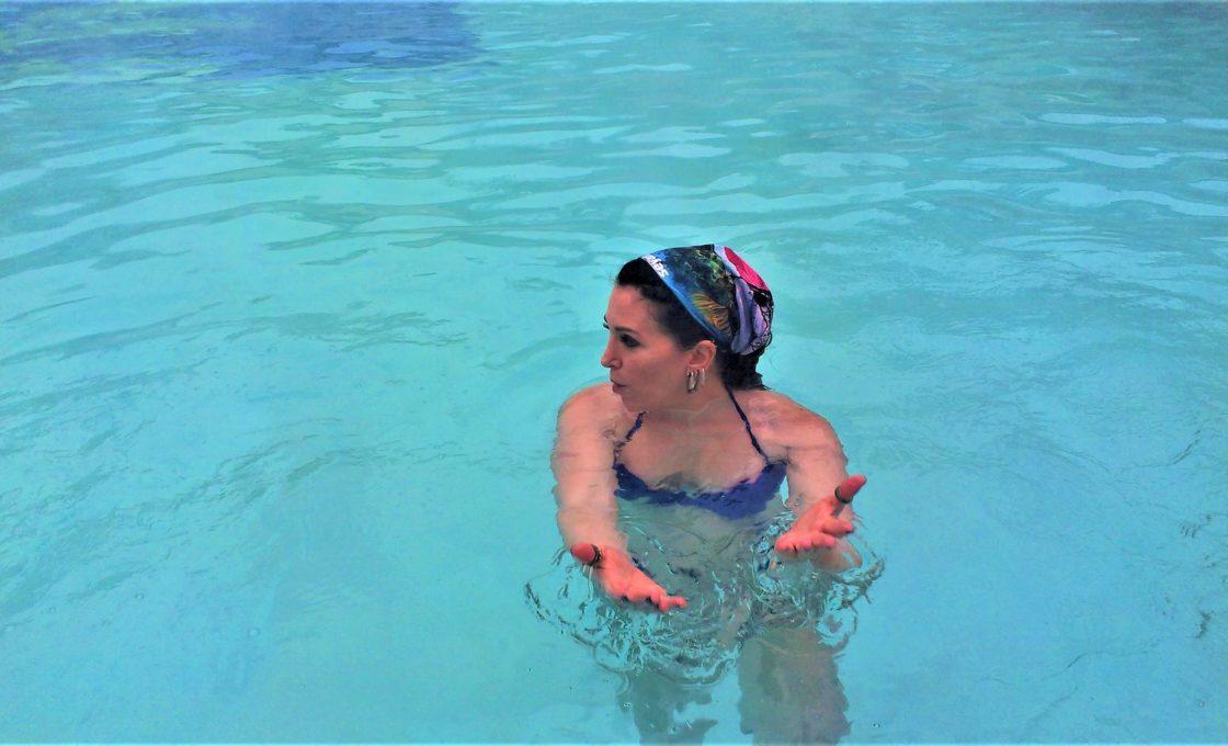 Yalova Termal açık havuz