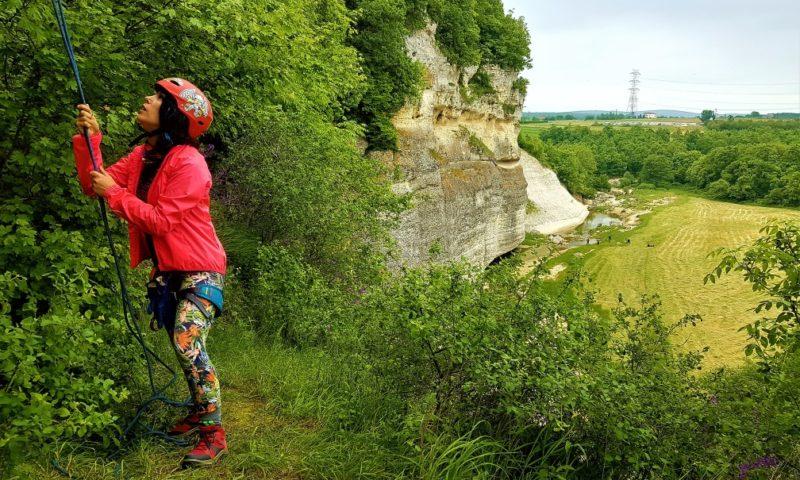 Kanara Kayalıkları, Güngörmez Kamp ve Spor