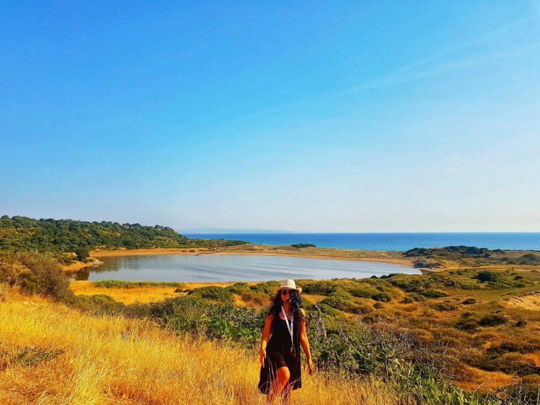Pembe Göl