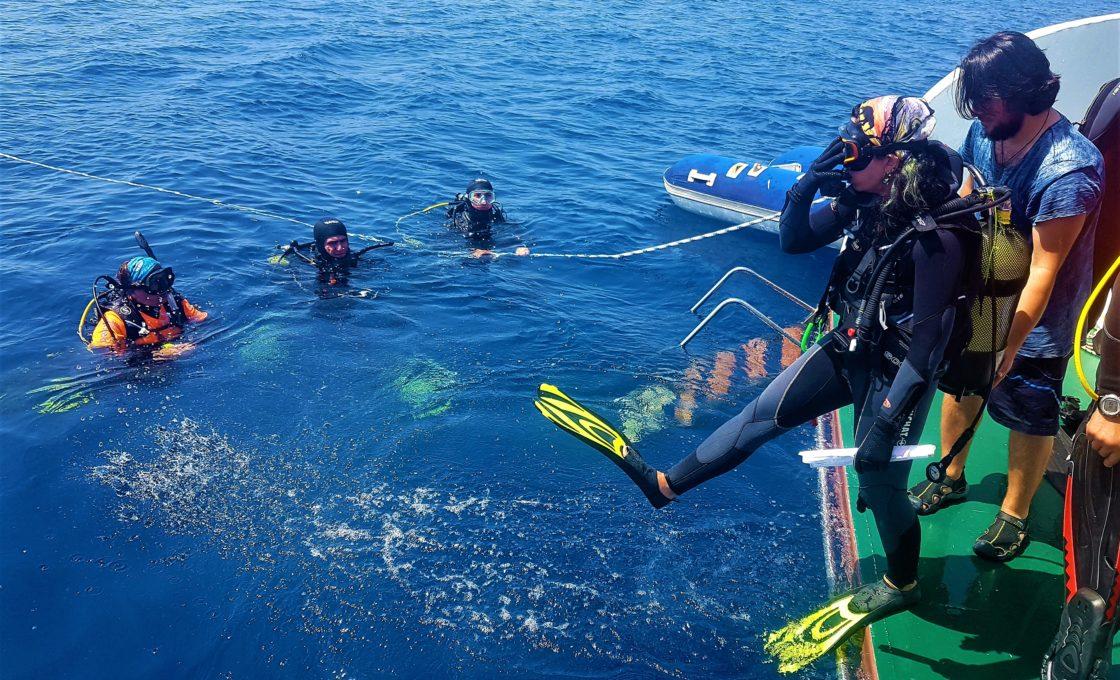 Prodivers derin dalış