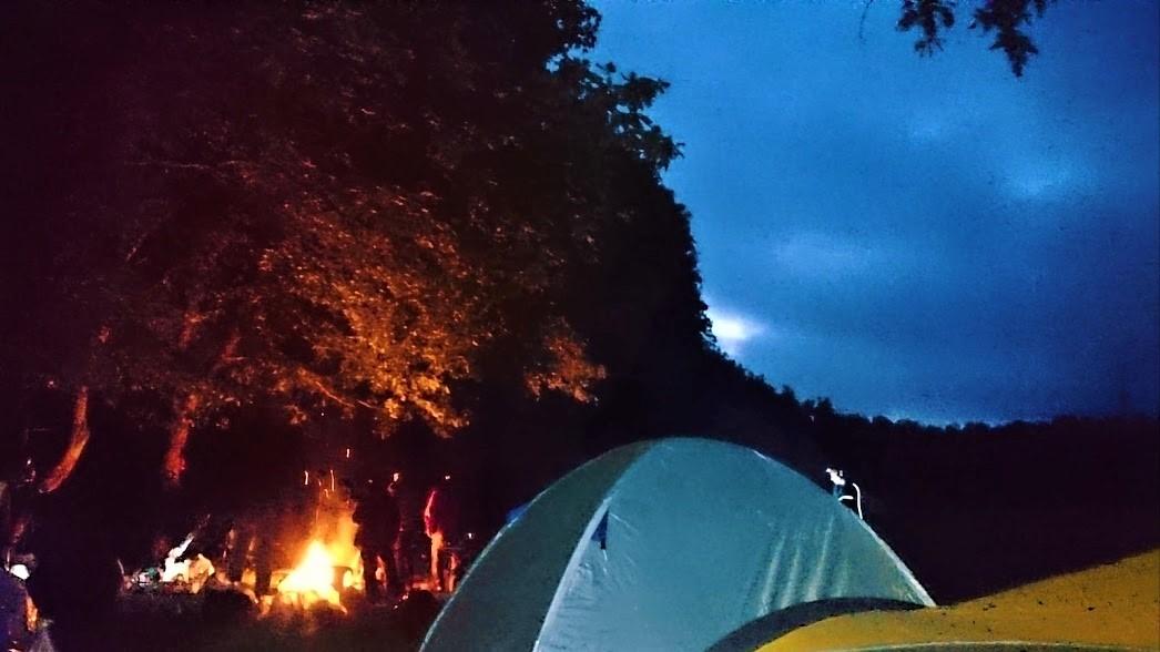 Kanara Kayalıkları Kamp