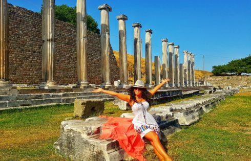 Bergama Ölümsüzler Şehri, Asklepion ve Akropol