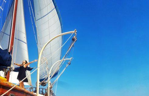 Bodrum, Yelkenlerimiz ve Biz