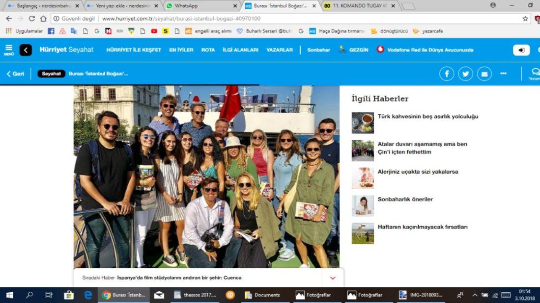 Hürriyet Seyahat Yazarlar