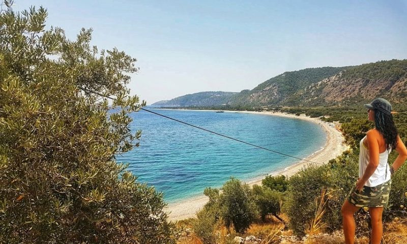 Ege'de Sessiz Sakin Deniz Arayanlara Bir Rota