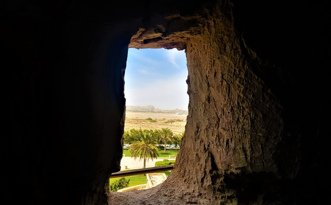 Keşm Adası, Kharbas Mağaraları