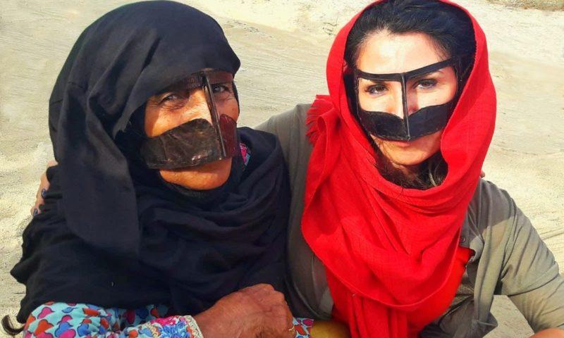İran'da Kadın Olmak ve Keşm Adası'nın Maskeli Kadınları