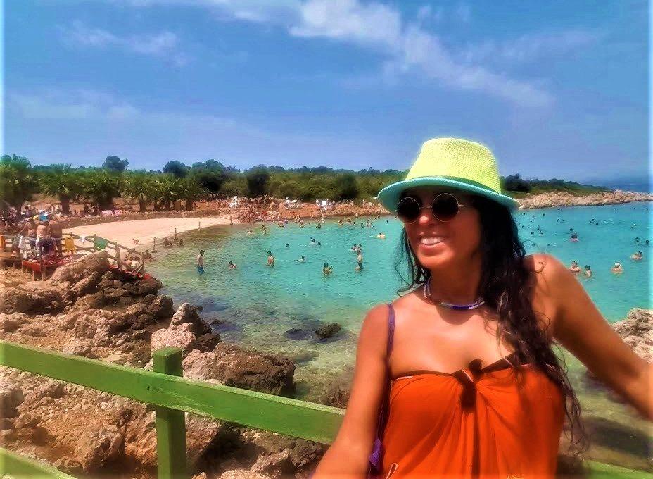 Sedir Adası, Kleopatra Plajı