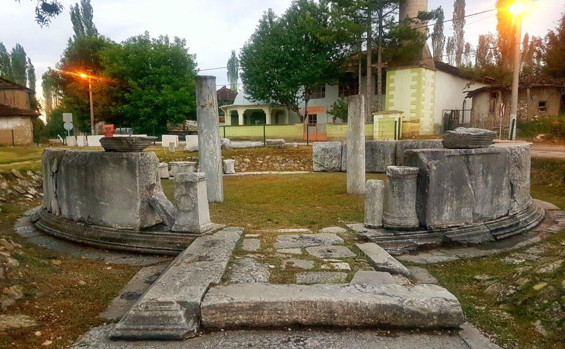 Aizanoi Antik Kenti, Dünyanın İlk Borsası