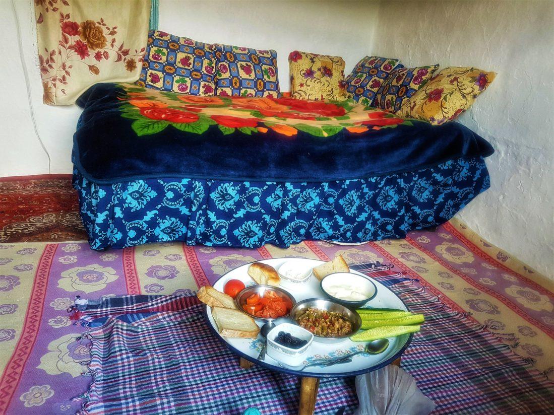 Sansarak Köyü, Emine Teyzemin sofrası