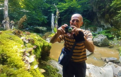 Şaban amca ve fotoğraf makinası