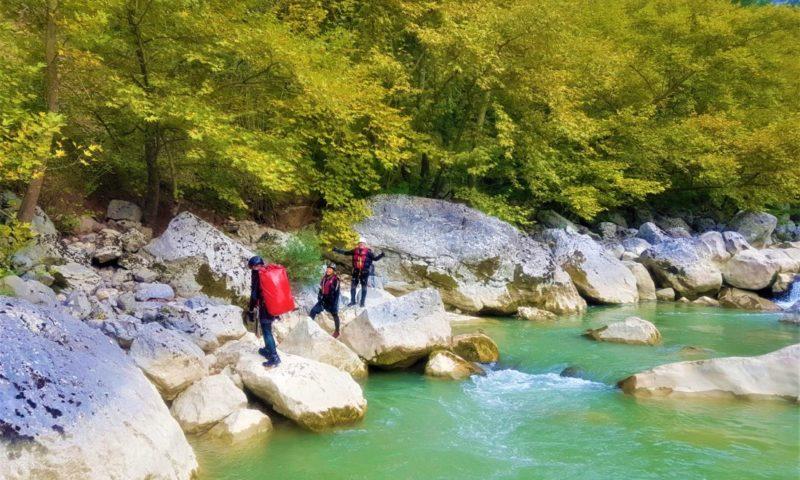 Bir Kanyon Arama Kurtarma Hikayesi